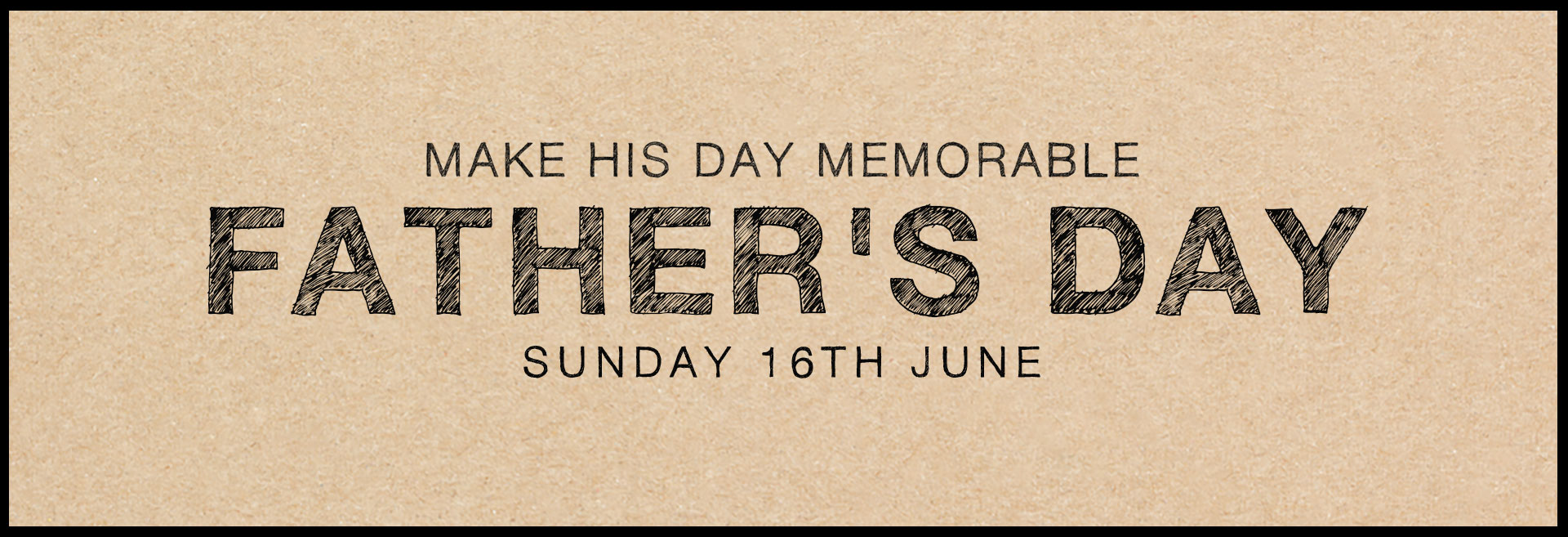 Father's Day at The Marquis of Granby
